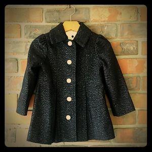 Toddler Girls dress coat